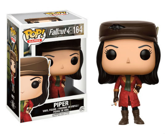 Fallout POP! Vinyl figurine Piper N°164