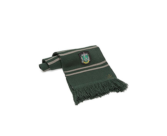 HARRY POTTER - Echarpe Serpentard