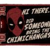 MARVEL_Paillasson_Deadpool_Chimichanga