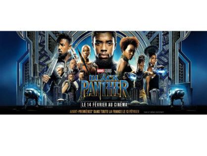 Black Panther - le 14 Février sur grand écran !