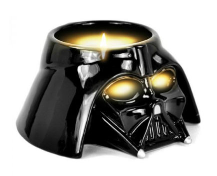 STAR WARS - Bougeoir Dark Vador