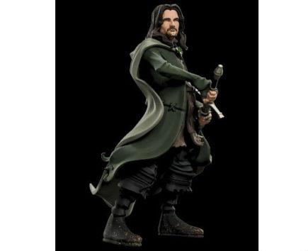 Le Seigneur des Anneaux figurine Mini Epics Aragon 12 cm