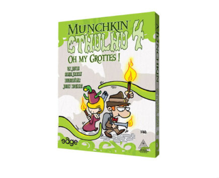Munchkin Cthulhu 4 - Oh My Grottes