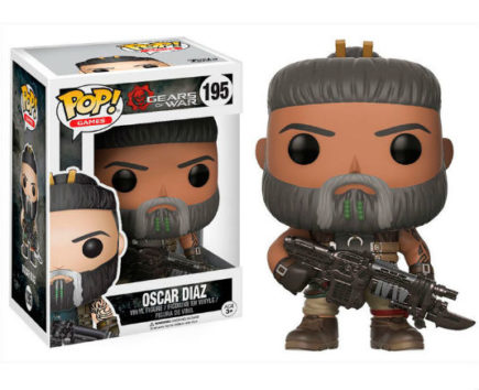 Gears of War POP! Vinyl Figurine Ocras diaz N°195