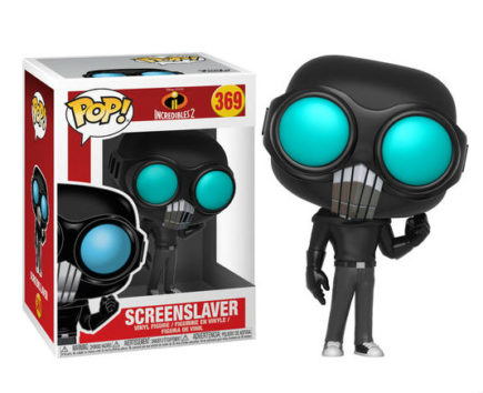 Incredibles 2 Pop! Vinyl Figurine Screenslaver - GeekOuPop