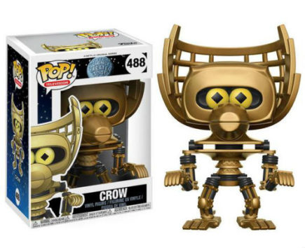 Mystery Science Theater 3000 POP! Vinyl Figurine Crow - GeekOuPop