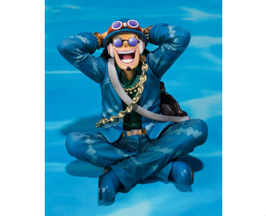 One Piece Zero Figurine USOPP 20th Diorama - GeekOuPop