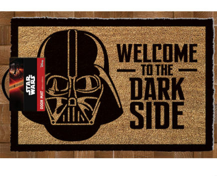 Star Wars Paillasson Officiel Dark side - GeekOuPop