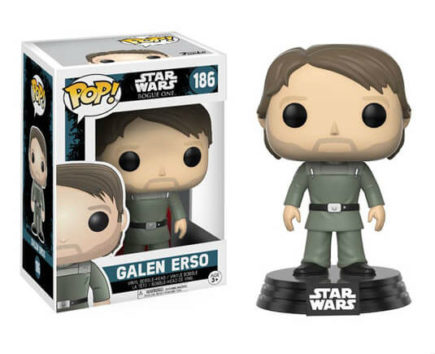 Star Wars Rogue One POP! Vinyl Figurine Galen Erso