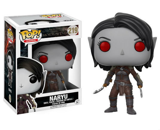 The Elder Scrolls POP! Vinyl Figurine Naryu N°219