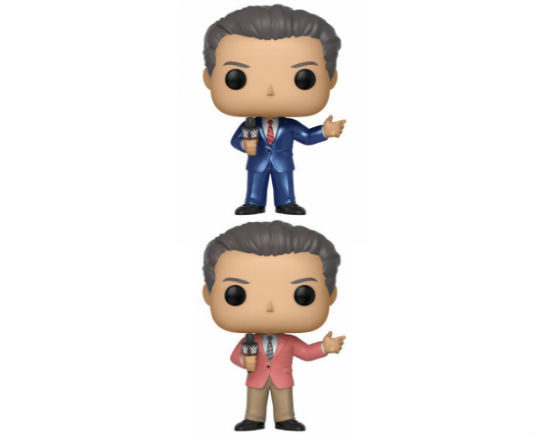 WWE Wrestling POP! Vinyl figurine Vince McMahon (In Suit) Chase
