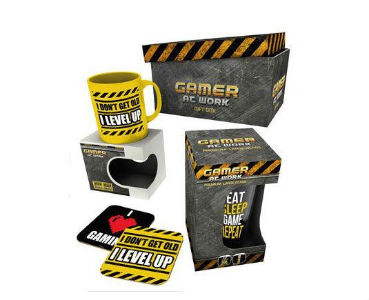 Coffret Cadeau Gamer - GeekOuPop by Mlle Geek