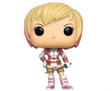 Marvel Pop! Vinyl Figurine Unmasked Gwenpool Exclu - GeekOuPop