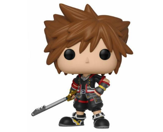Kingdom Hearts 3 Pop Vinyl Figurine Sora - GeekOuPop
