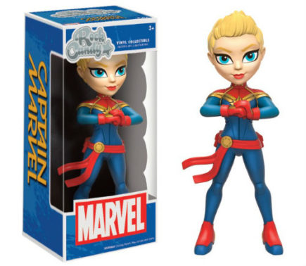 Rock Candy Marvel Captain Marvel - GeekOuPop by Mlle Geek