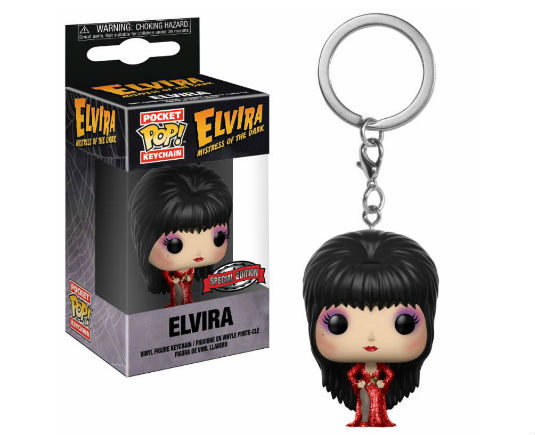 Elvira Maîtresse des Ténèbres Pocket Pop! Elvira Red Dress Exclu