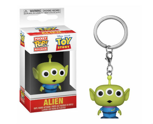Toy Story Pocket Pop! Alien - GeekOuPop by Mlle Geek