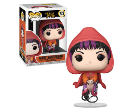 Hocus Pocus S2 Pop Vinyl Figurine Mary Flying  - GeekOuPop
