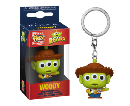 Toy Story Pocket Pop! Alien en Woody - GeekOuPop by Mlle Geek